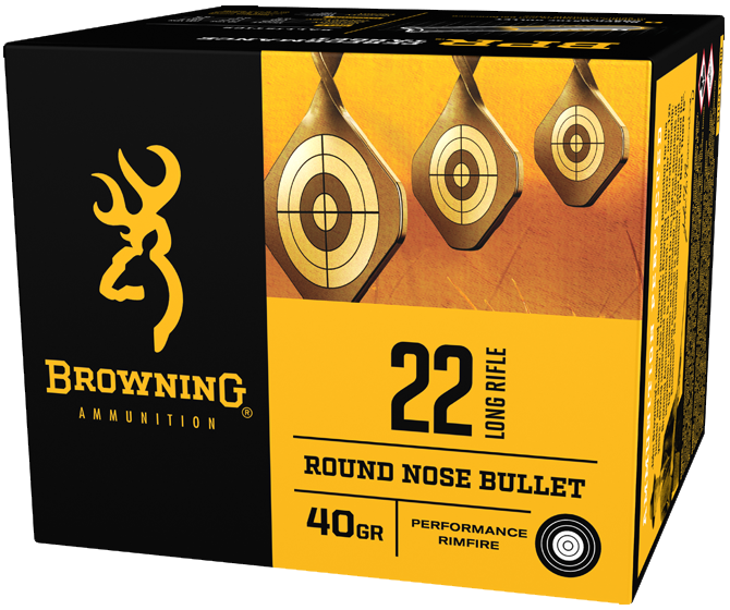 browning ammunition ammo detail